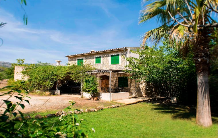 Son Jordà, lovely villa with pool - Campanet - Villa