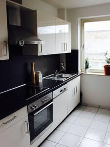 Moderne & zentrale 70qm Wohnung - Düsseldorf