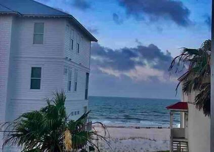 No shoes, No shirt,No problem! Gulfview. SeaScape.