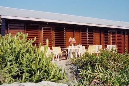 The Cedar House (with car included)