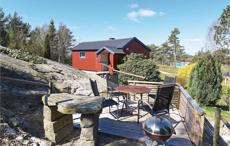 Holiday cottage with 1 bedroom on 46m² in Jörlanda