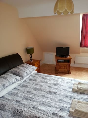 double room - Dawlish - Bed & Breakfast