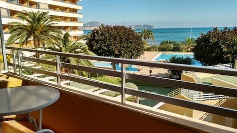 Seafront lovely apartment Voramar