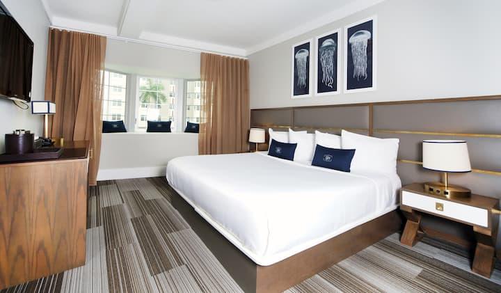 San Juan Hotel South Beach, Luxury King City View