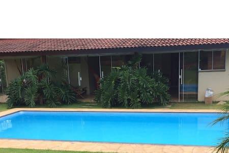Aconchegante casa de campo em Atibaia