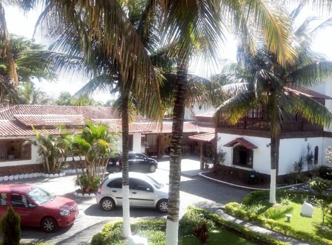 VENHA SE HOSPEDAR COM ARTE! - Rio das Ostras - ที่พักพร้อมอาหารเช้า