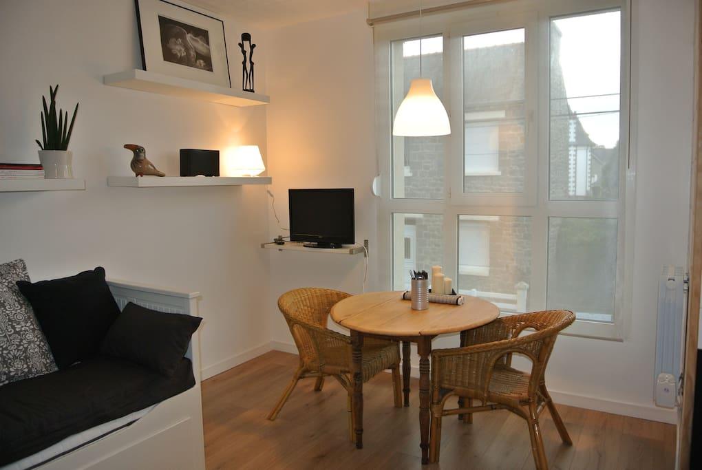 studio saint brieuc appartements louer saint. Black Bedroom Furniture Sets. Home Design Ideas