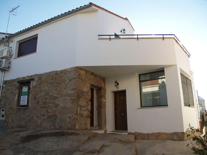 Apartamento rural capacidad 2-3 pax