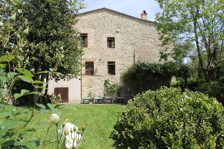 Off the beaten tracks in Tuscany!!! - San Casciano dei Bagni - Villa
