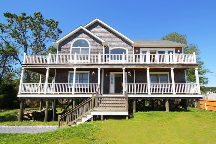 Oceanview Drive House - Mastic Beach - Casa