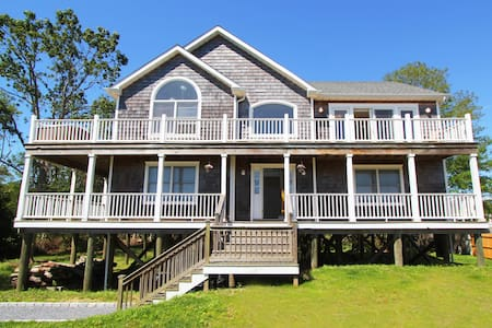 Oceanview Drive House - Mastic Beach - Ev