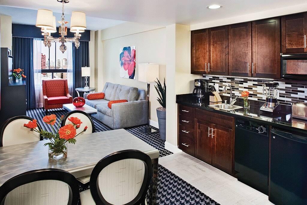 Wyndham Canterbury 1br Equipped Condo Condominiums For Rent In San Francisco California