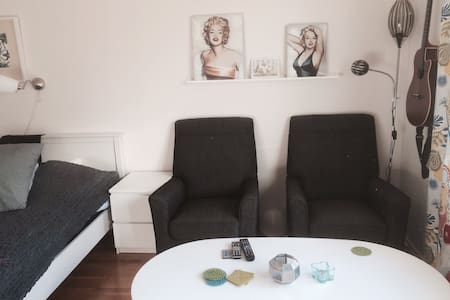 Centralt i Visby - Apartment