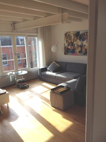 Great apartment with roof terrace - Amsterdam
