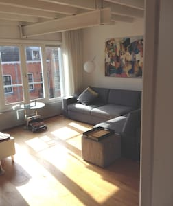 Great apartment with roof terrace - Amsterdam - Huoneisto
