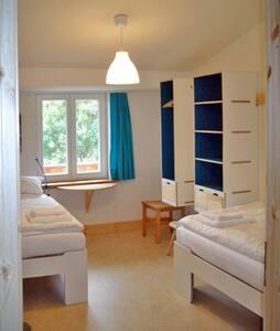 Ferienwohnung Urlaub auf dem Biohof in Schwerin - Schwerin - Apartament