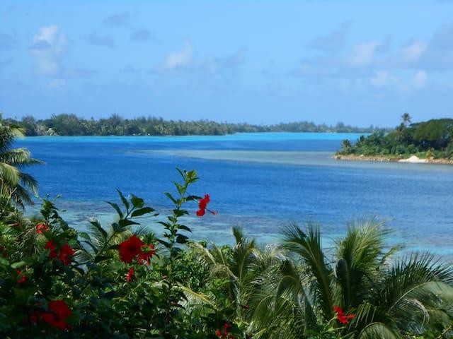 HUAHINE - Blue Lagoon Résidence