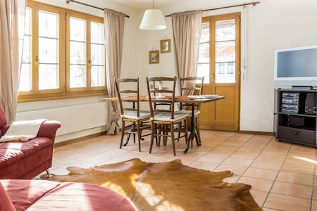 Little Gemsstock Apartment,2-4 beds - Andermatt