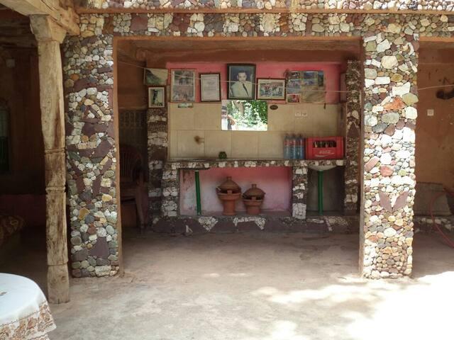 Maison en Exclusivite, Gite Ousalem
