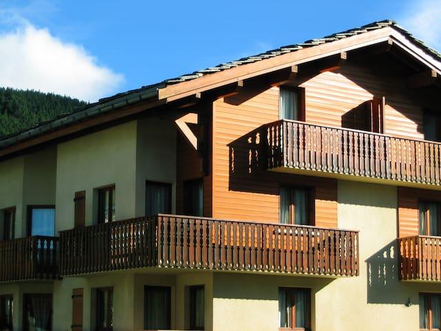 Appartement en station de ski - Aussois - Lägenhet