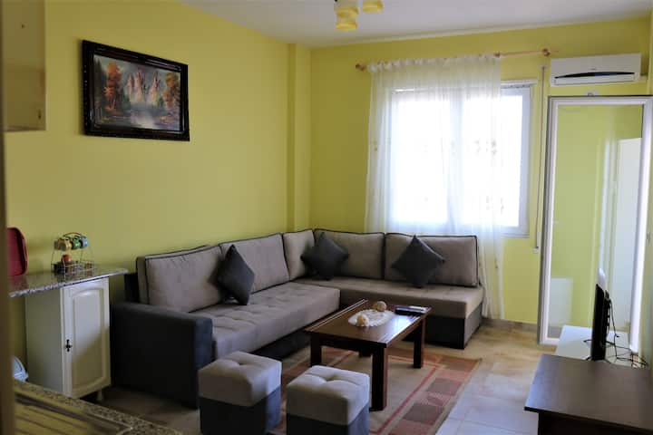 COZY APARTMENT NEAR THE SEA IN VELIPOJA