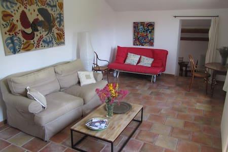 Ravissant Appartement Luberon 75m2