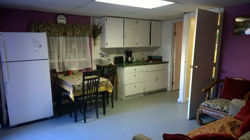 spacious basement apartment w separate entrance houses for rent in