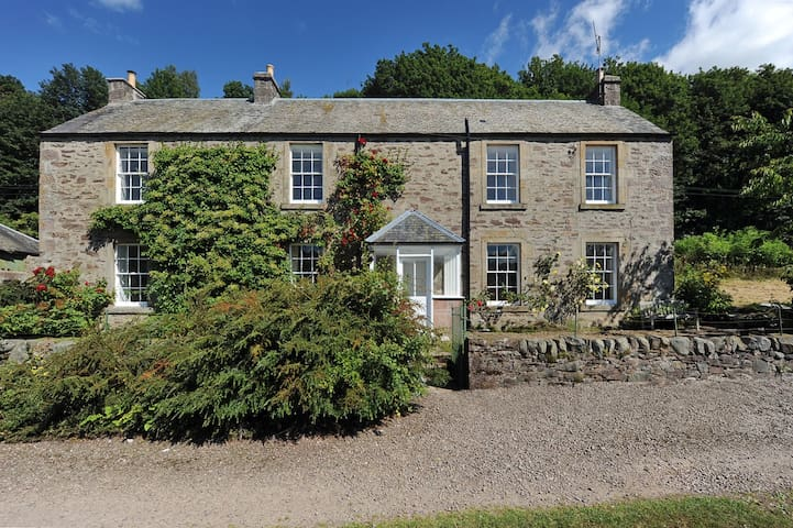 Trowan Farm Holiday Cottage - Crieff - House