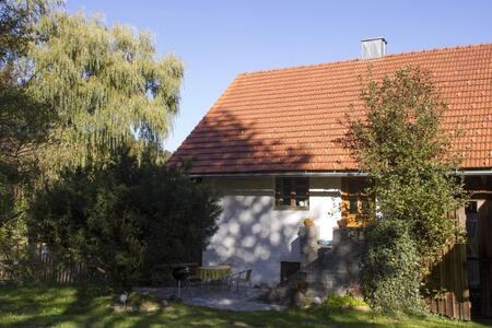 Oase im Bayerischen Wald