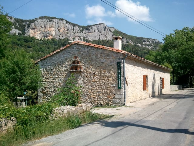 Bergerie en Pierres  - St Bauzille de Putois - House