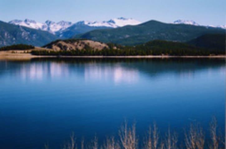 Gorgeous Townhome Lake Granby, CO - Granby - House