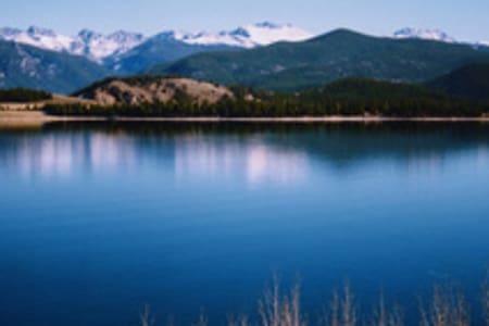 Gorgeous Townhome Lake Granby, CO - Granby - Talo