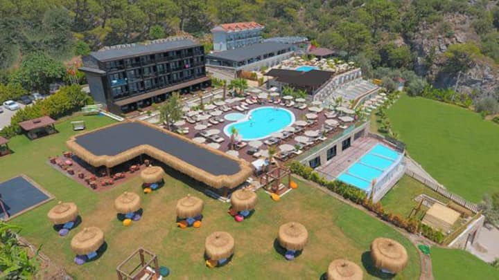 MANASPARK OLUDENIZ DELUXE ROOM ULTRA ALL INCLUSIVE