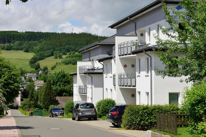 Magnificent Apartment in Willingen with Balcony