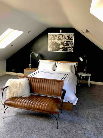 The Den, Private Room, close to York and Harrogate