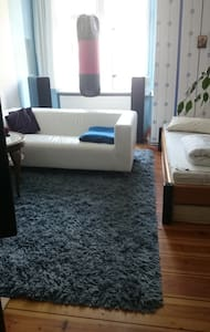 Room for womens in Pankow 30 min from the city - กรุงเบอร์ลิน