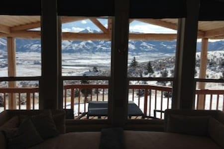Yellowstone Mountain Getaway - Emigrant - Casa