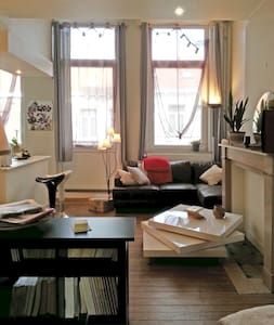 Nice apartment in great location! - Ixelles - Apartment