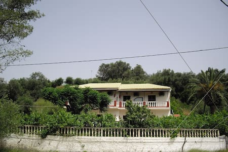 Corfu Country House - Vitalades - Daire