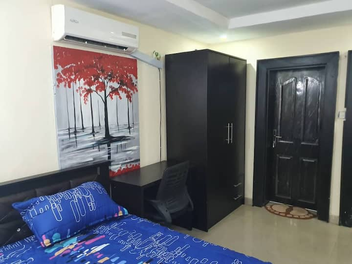 Exquisite Private Room in Wuse II Abuja