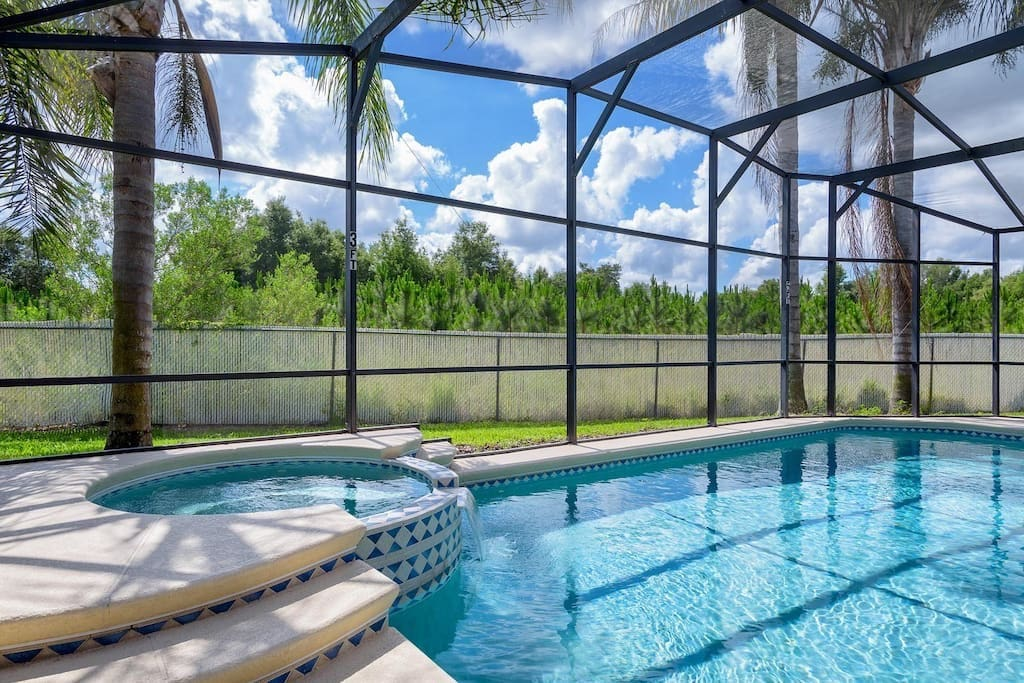 Private Fenced Backyard, and Private Green Space behind home. No Rear Neighbors!
