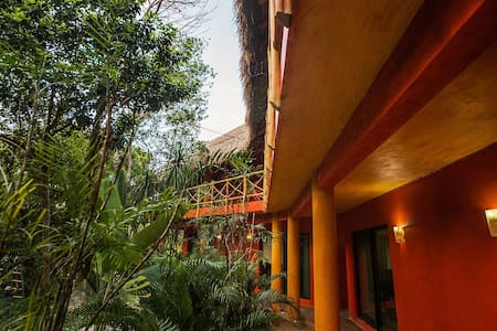 4 Pers Penthouse in Jungle Hideaway - Chemuyil - Apartment - 2