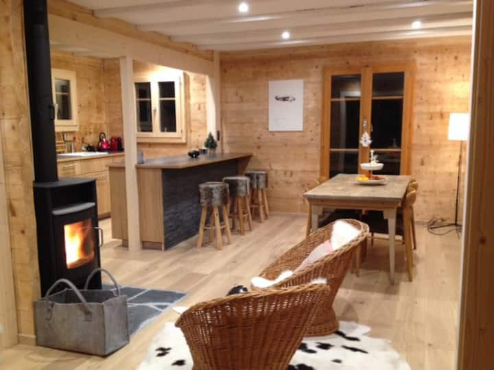 Chalet in Val d'Herens, 4-6 persons