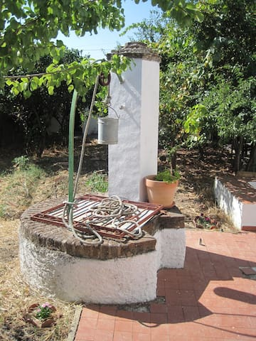 Casa en la Sierra de Huelva - La Granada - บ้าน