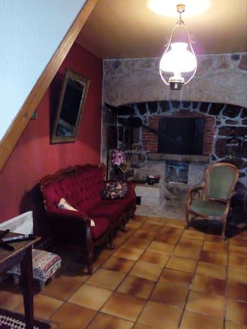 Maison au cachet atypique - Saugues - Ev