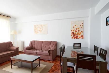 Apartamento amplio, limpio y cómodo - Barañáin - Appartement