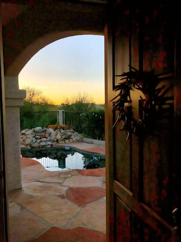 Perfect stay for Tucson Gem Show.