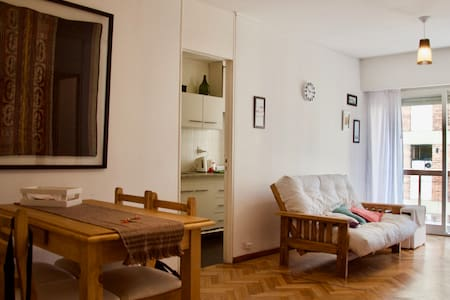 Bright! Best Location! Near Park and Obelisk! AC. - Buenos Aires