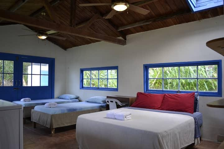 PRIVATE ROOM - Caribbean Beachfront Suite