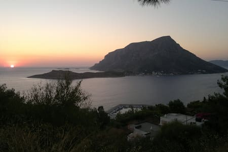 The beauty of Kalymnos - Mirties - Haus